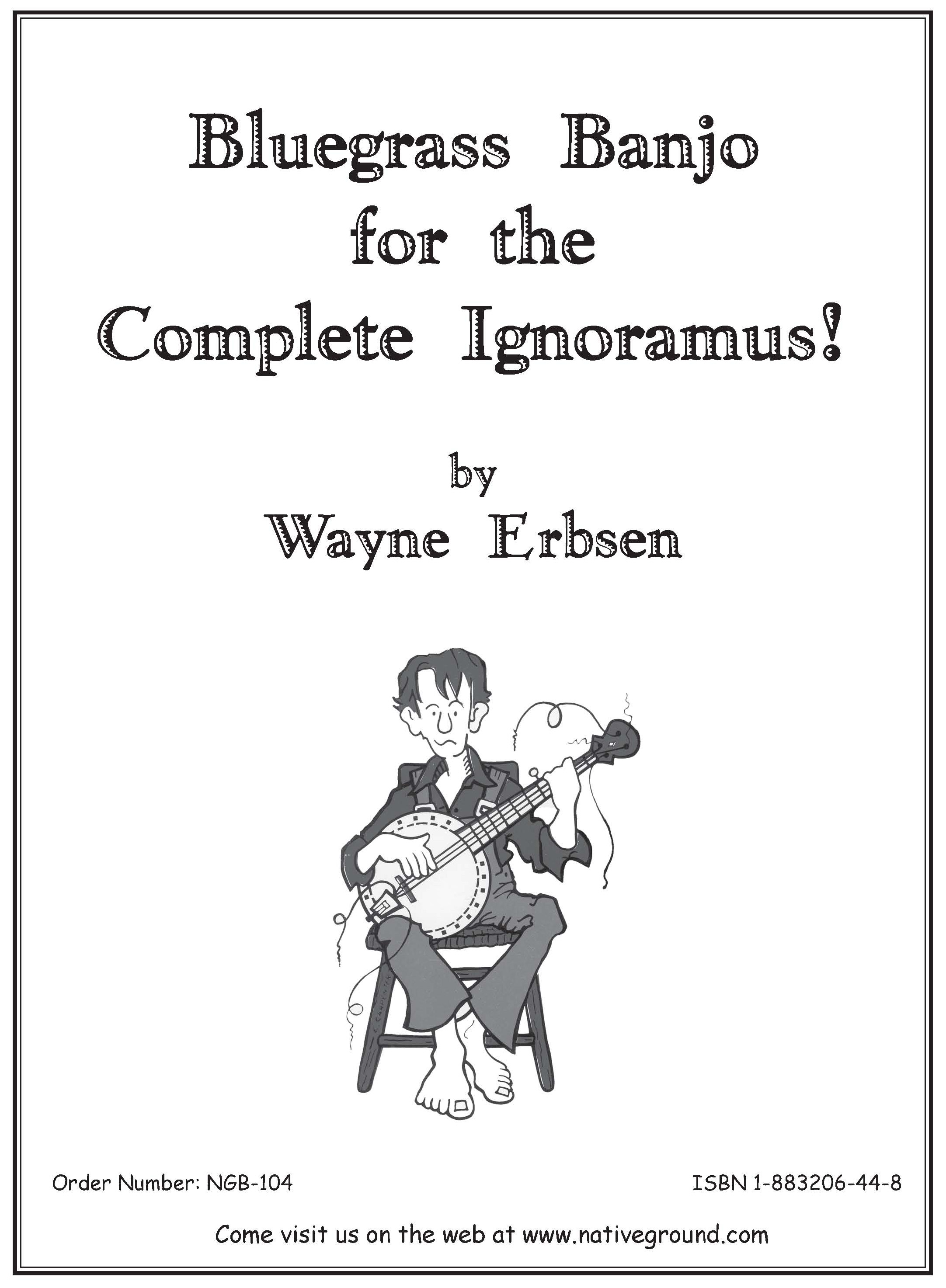bluegrass banjo for the complete ignoramus pdf