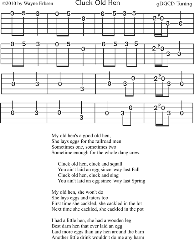 Banjo u00bb Banjo Chords Man Of Constant Sorrow - Music Sheets, Tablature, Chords and Lyrics