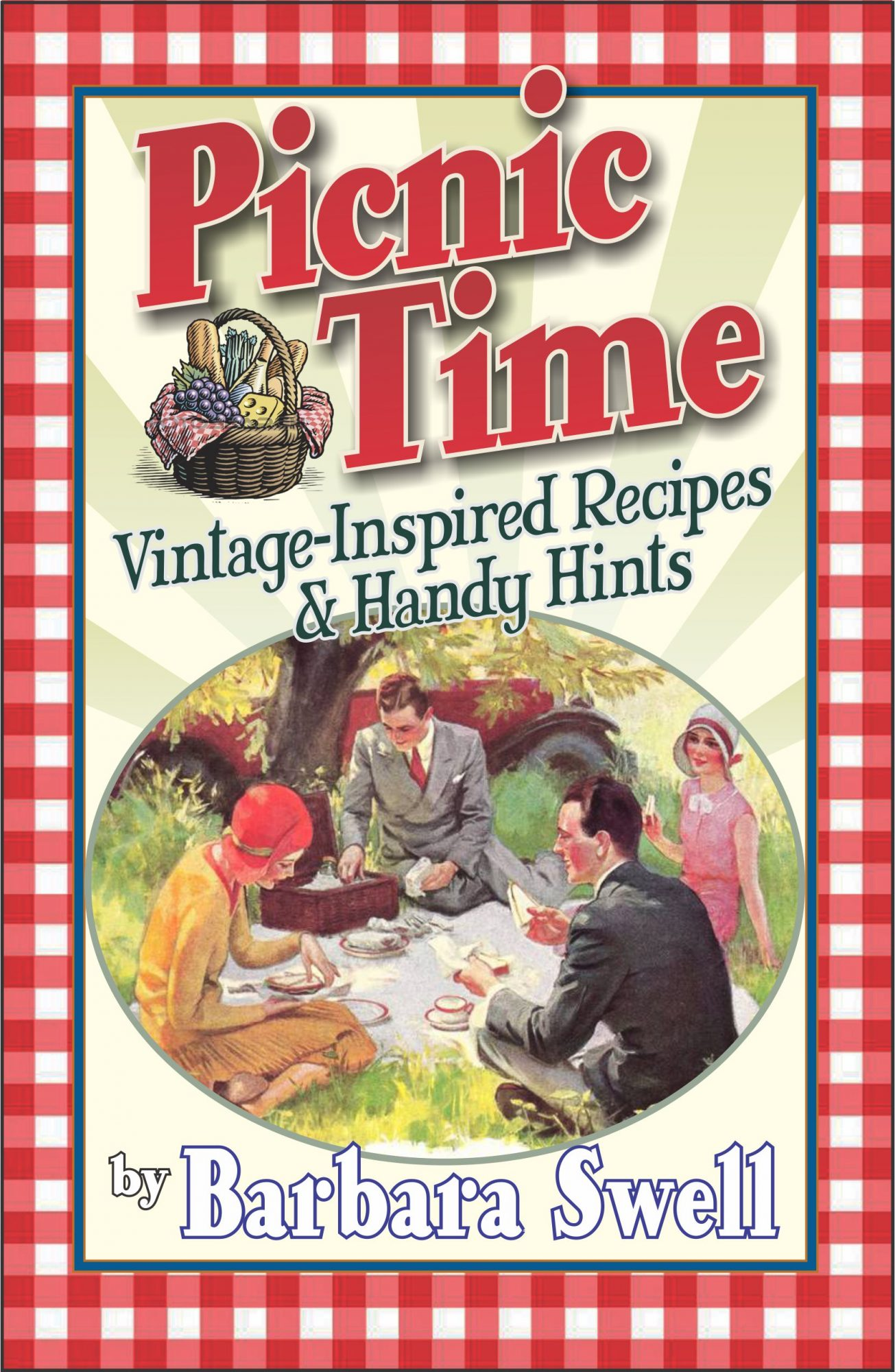 Picnic Time - Book