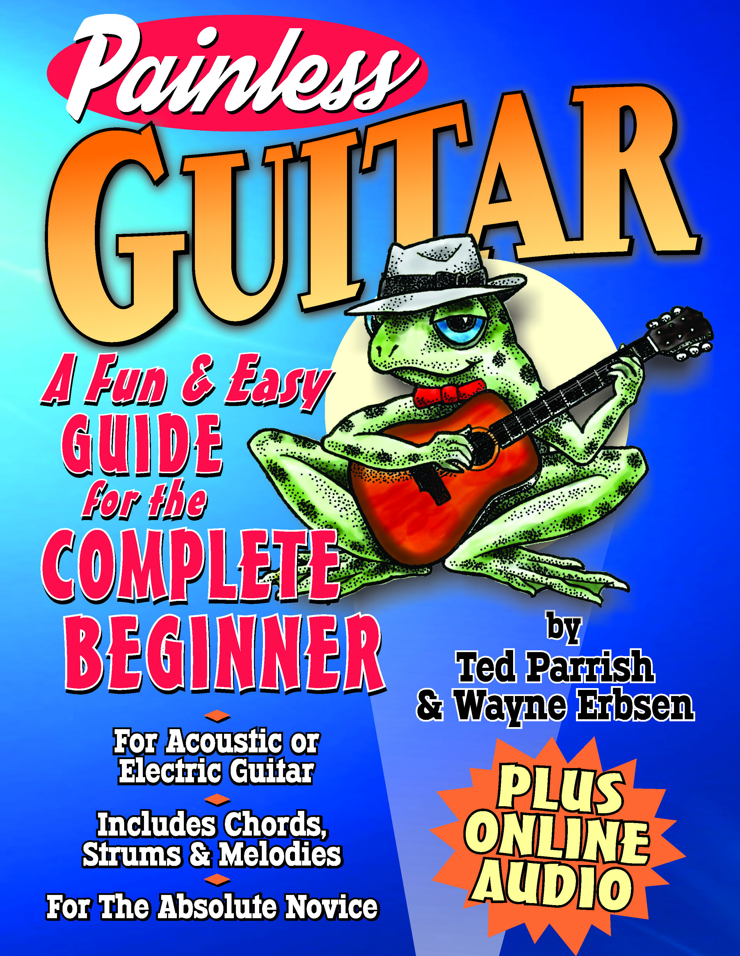 Painless Guitar - A Fun & Easy Guide for the Complete Beginner