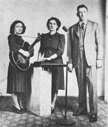 Carter Family photograph