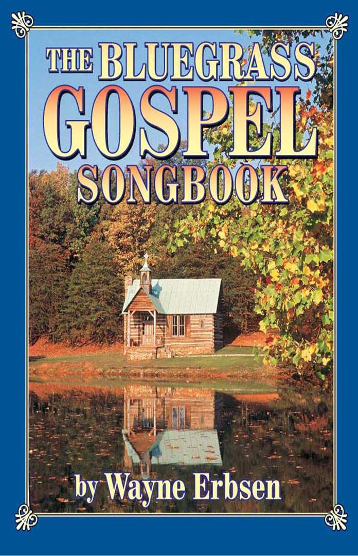 Bluegrass-Gospel-book