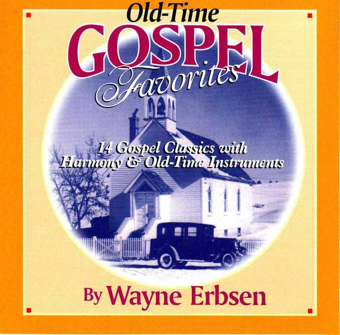 old time gospel favorites cover