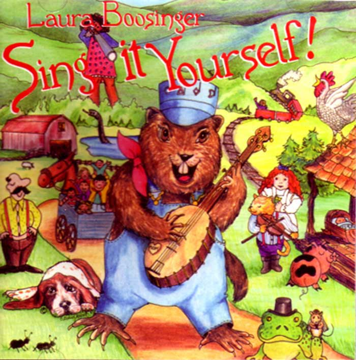 Sing it Yourself by Laura Boosinger