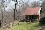Log Cabin Diaries (part 1)