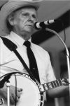Ralph Stanley- 'I've Just Seen the Rock of Ages' for banjo