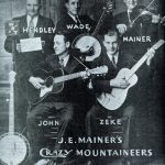JE Mainer and his Crazy Mountaineers c 1934