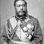The last king of Hawaii