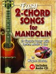 New Release: Easy 2-Chord Songs for Mandolin